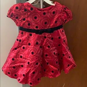 Holiday Dress size 12 months